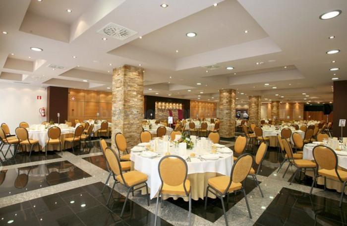 Restaurante El Portillo - Gran Hotel Ciudad de Barbastro