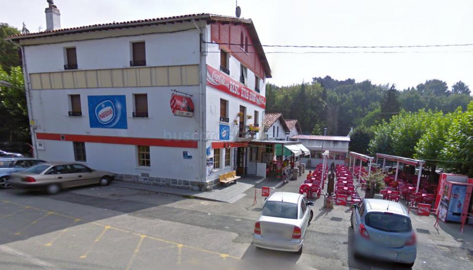 Restaurante Etxe-Zuri (Landa)