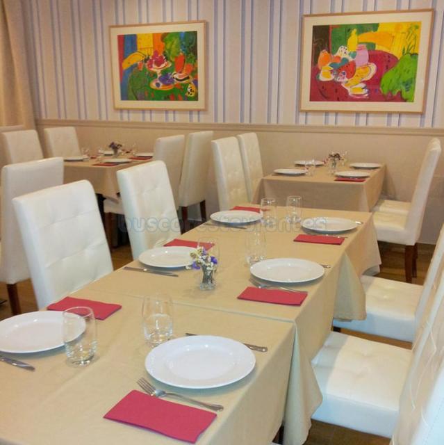 Restaurante Familia y Amigos.