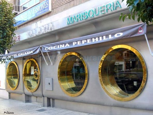 Restaurante Galaxia Cocina Pepeillo