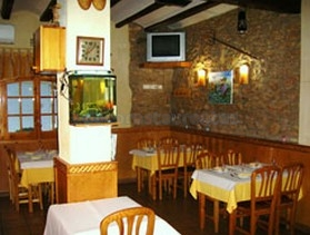 Restaurante Gracia. Deltebre / Baix Ebre.