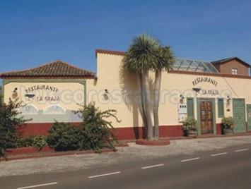 Restaurante la Graja. Breña Alta / Isla de La Palma.