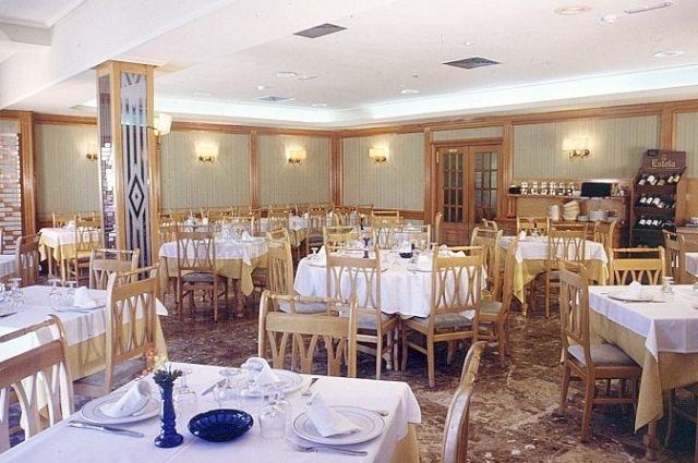 Restaurante Hotel Castilla