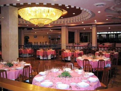 Restaurante Hotel Gaudi