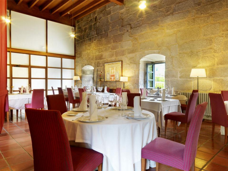 Restaurante Hotel Monumento Monasterio de San Clodio