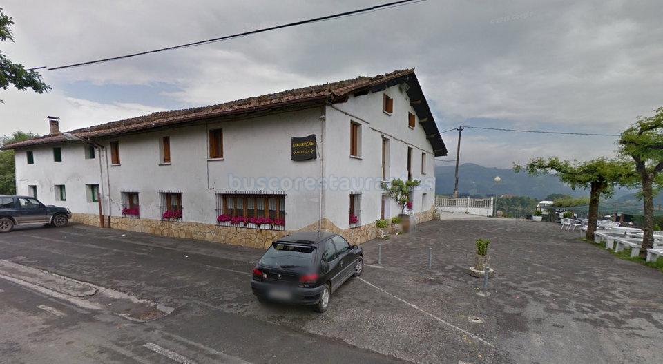 Restaurante Itxurrene