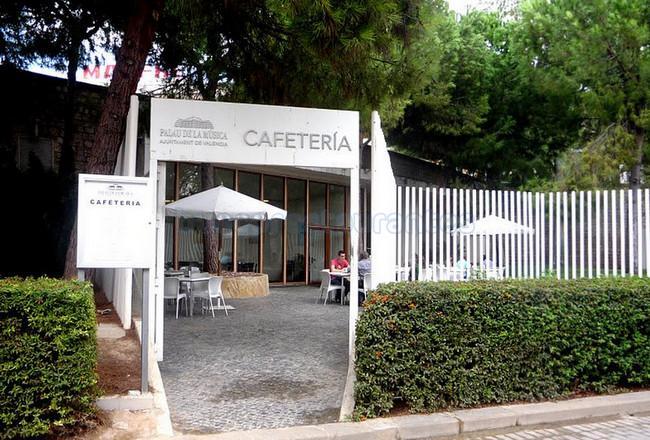 Restaurante Jardines del Palau