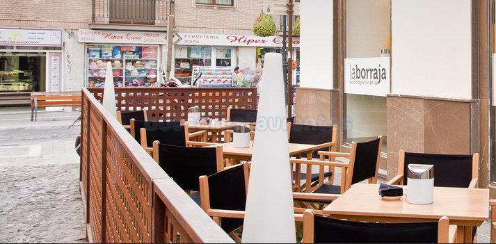 Restaurante La Borraja