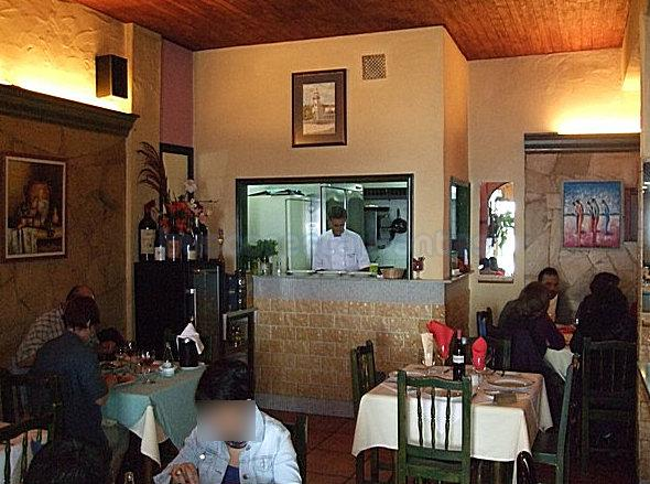 Restaurante La Mirada Profunda