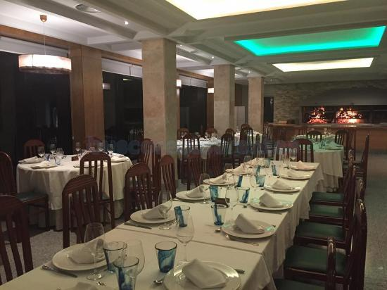 Restaurante La Parrilla - Hotel Bedunia