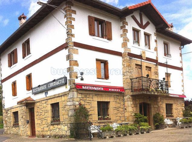 Restaurante Larrakoetxe