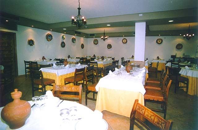 Restaurante restaurante las batuecas la alberca for Alberca restaurante