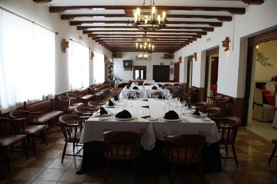 """Restaurante """"Las Brujas"""""""