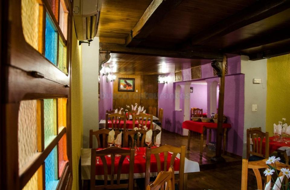 Restaurante Las Portadas
