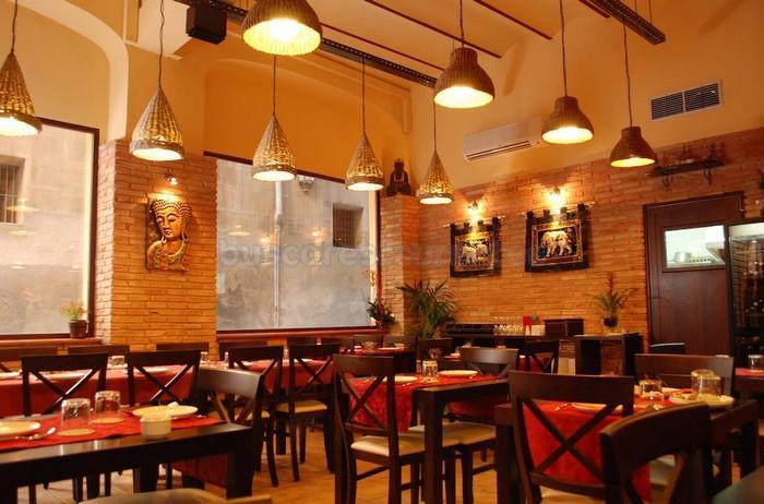 Restaurante Little Bangkok