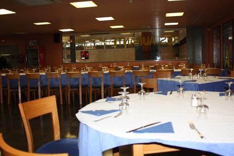 Restaurante Pabellón Polideportivo Lizarrería