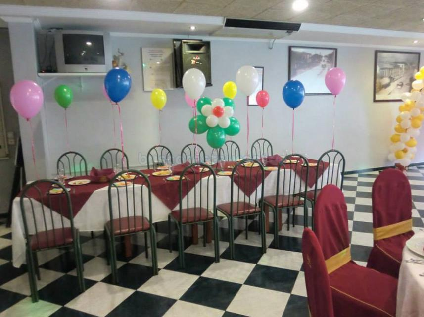 Restaurante Los Cuatro Soles