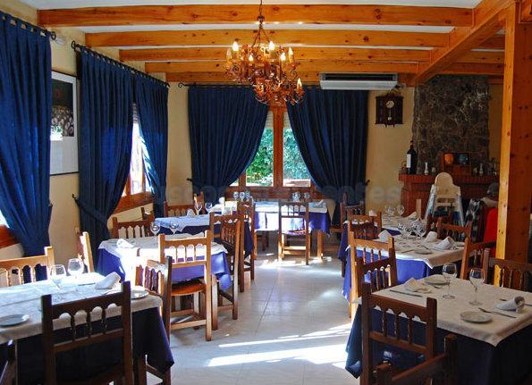 Restaurante restaurante machaco la cabrera - Restaurante tamara madrid ...