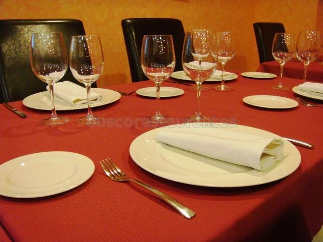 Comedor Eventos