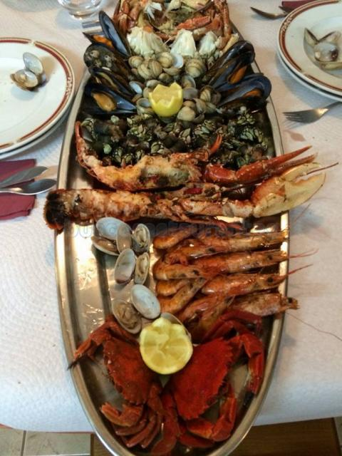 Restaurante Marisquería O Meu Lar