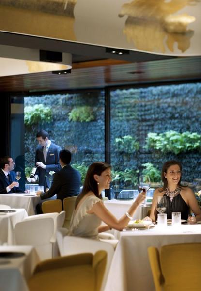 Restaurante Moments