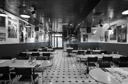 Restaurante Morgan