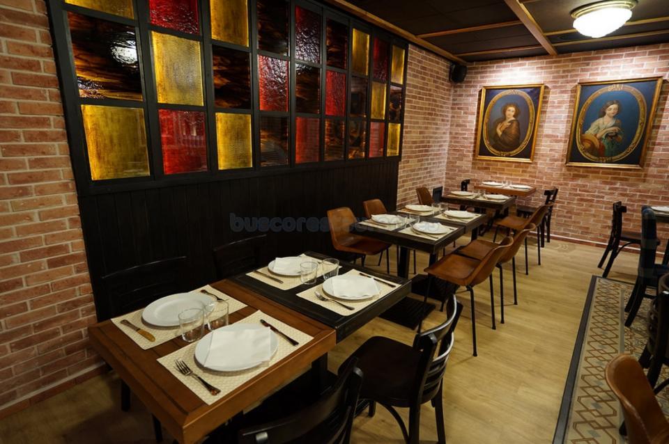 Restaurante Ocafu (Jorge Juan)