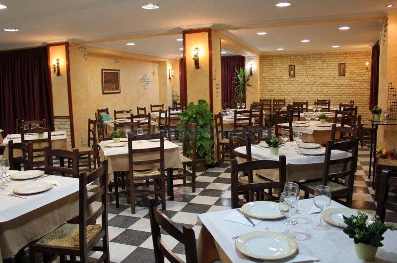 Restaurante Piscina Castillo