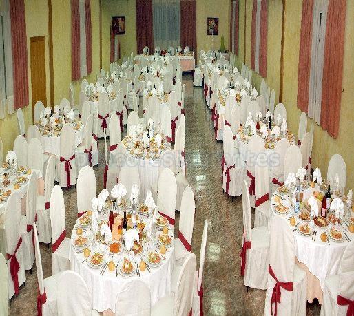 Salon del Restaurante los Praos del Duque