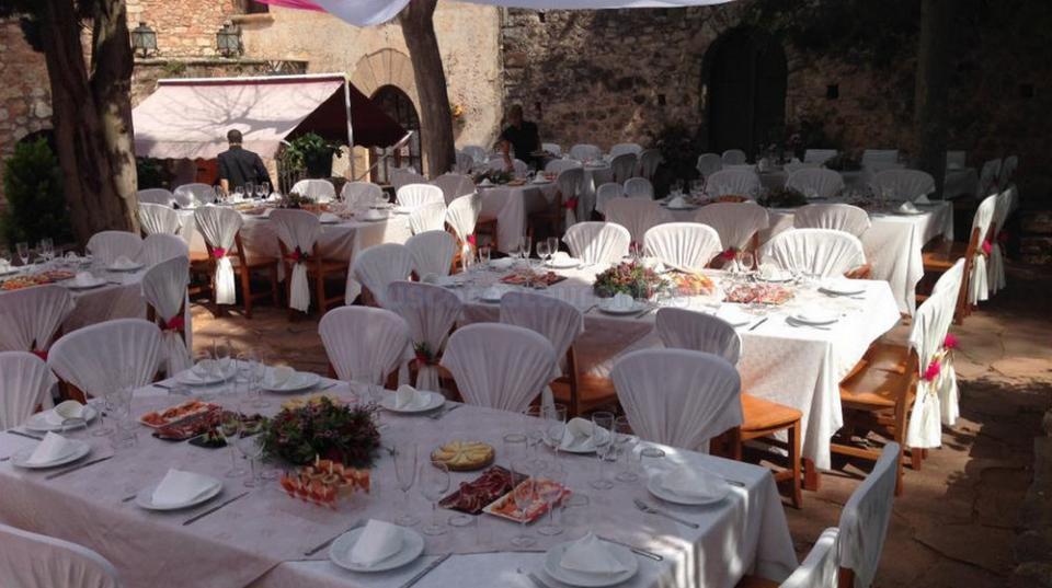 Restaurante la Rectoria