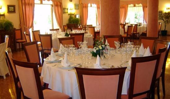 Restaurante Sa Font Seca. Bunyola / Illes Balears.