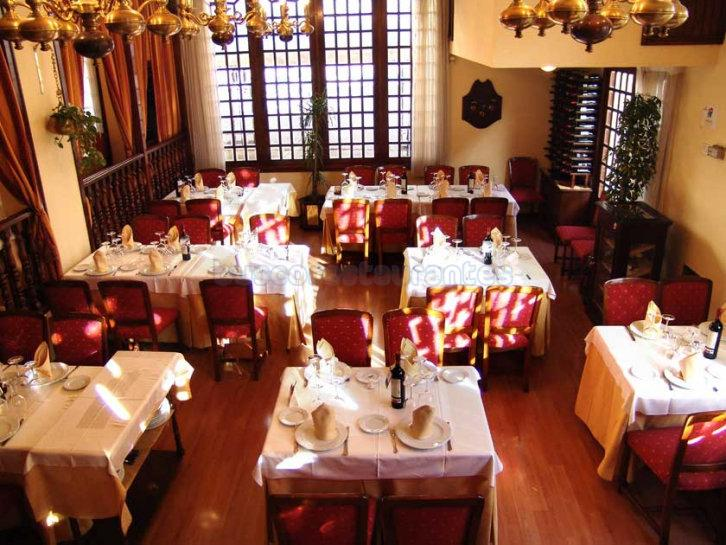 Restaurante Santo Domingo II.  Soria.