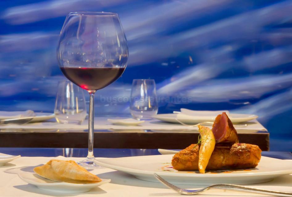 Restaurante Submarino L'oceanogràfic