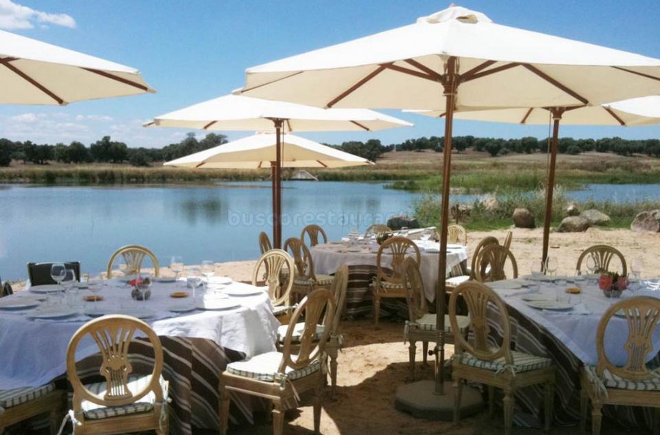 Restaurante Tierra - Hotel Valdepalacios