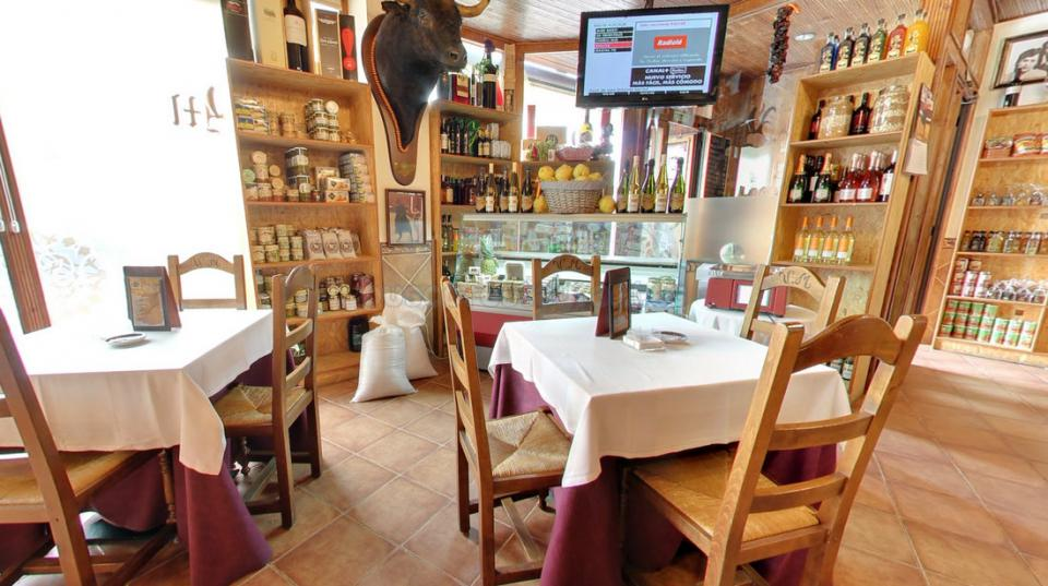 Restaurante Villa Molero (Illescas)