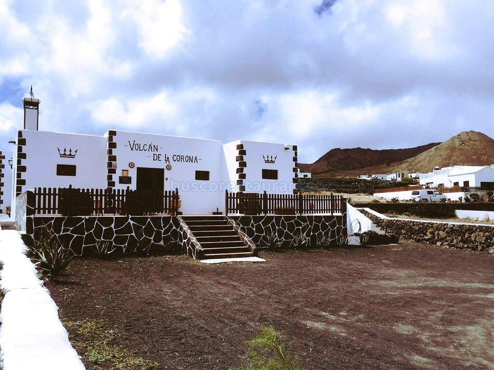 Restaurante Volcán de la Corona