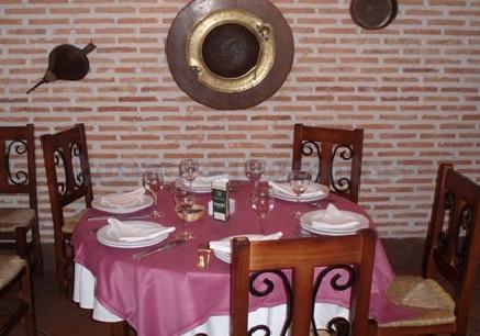 Restaurante rinc n la vega de levante alcobendas for Jardin de la vega alcobendas