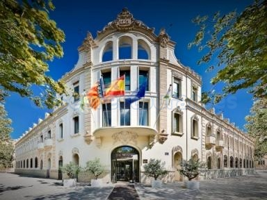 Fachada hotel The Westin Valencia