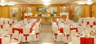 restaurante salones oma arganda del rey