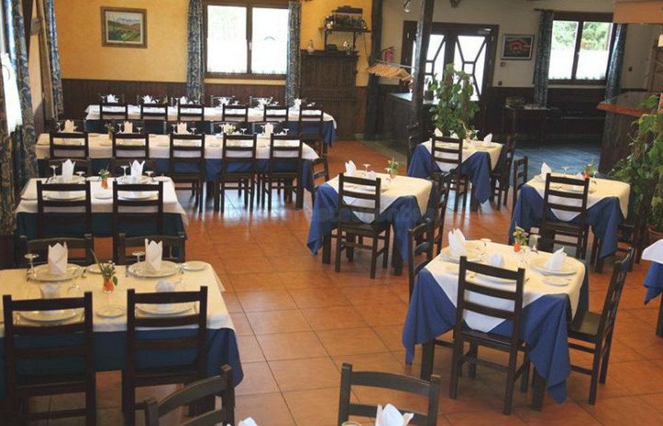 Restaurante Sansonategi Jatetxea