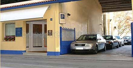 Parking Sant Pau
