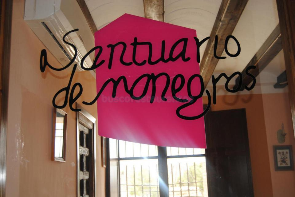 Santuario Monegros