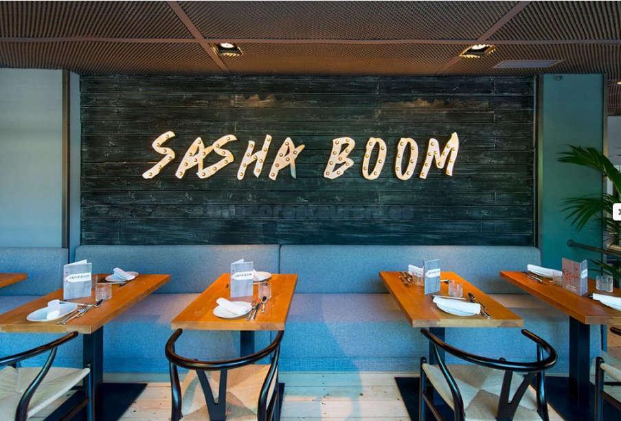 Sasha Boom
