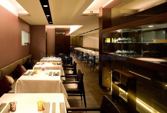 Restaurante sergi arola gastro madrid - Restaurante sergi arola madrid ...