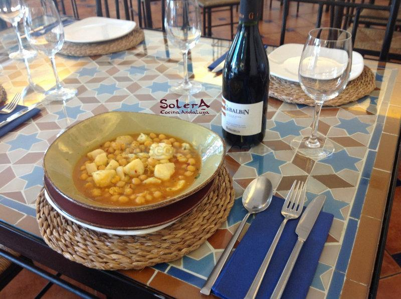 Solera Cocina Andaluza