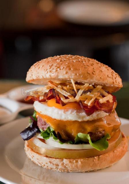 Stanford Gourmet Burger