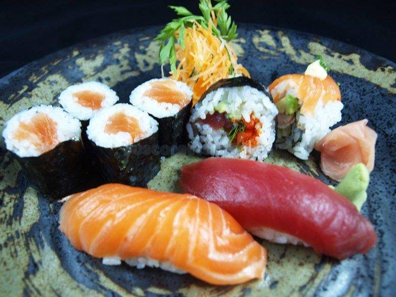 Sushi & tapas (Valencia)