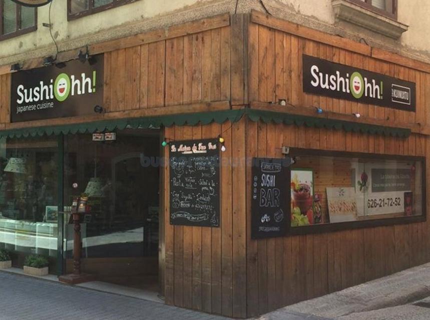 Sushi ohh!