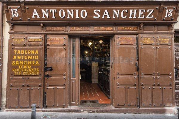 Taberna de Antonio Sánchez