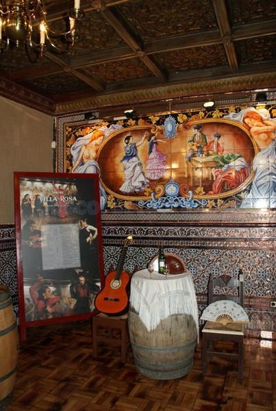 Tablao Villa Rosa